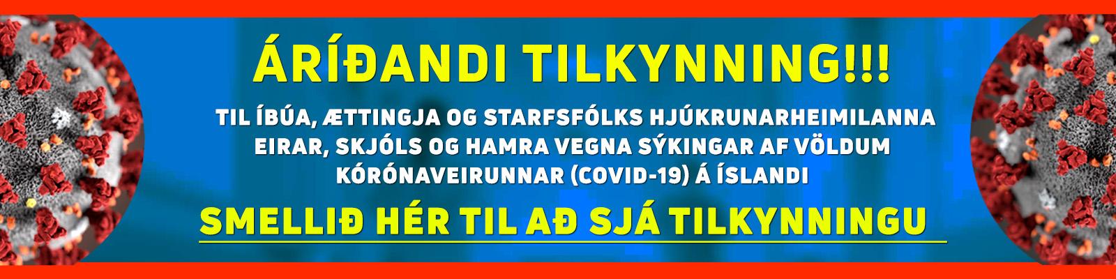 ríðandi-tilkynning-frá-Eir-vegna-Kórónaveirunnar